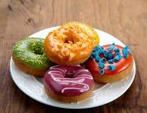 Baked Doughnuts Royalty Free Stock Photo