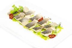 Baked Fish Royalty Free Stock Image