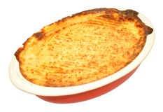 Baked Fish Pie Royalty Free Stock Photos