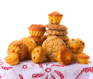 Baked goods Royalty Free Stock Photo