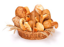 Baked goods Stock Image