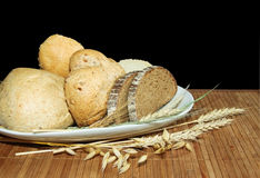 Baked goods Royalty Free Stock Images