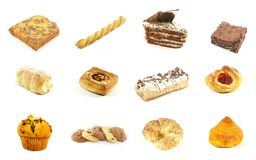Baked Goods Series 1 royalty free stock image