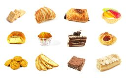Baked Goods Series 2 royalty free stock photo