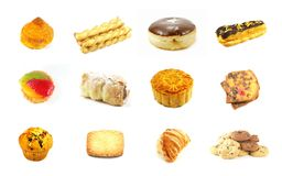 Baked Goods Series 3 Royalty Free Stock Image