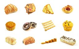 Baked Goods Series 4 Stock Photo