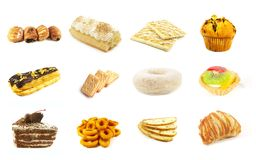 Baked Goods Series 6 royalty free stock photos