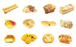 Baked Goods Series 7 royalty free stock photography