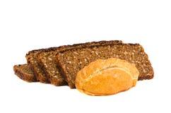 Baked homemade Karaite dish healthy slice of bread Royalty Free Stock Image