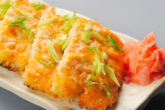 Baked japan rice3 Royalty Free Stock Images