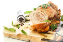Baked meat Stock Images