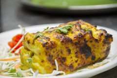 Baked Paneer Royalty Free Stock Photography