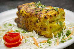 Baked Paneer Royalty Free Stock Images