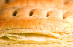 Baked pastry Royalty Free Stock Images