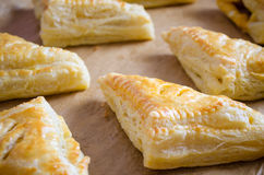 Baked pastry. Stock Photos