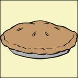 Baked Pie Royalty Free Stock Photos
