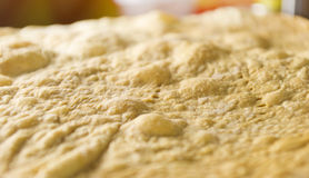 Baked piece layers Royalty Free Stock Photography