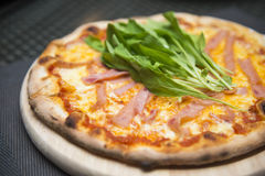 Free Baked Pizzas Fresh From The Oven Stock Images - 74036914