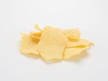Baked Potato Chips Stock Photo
