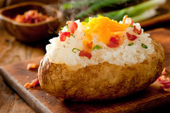 Baked Potato Stock Photos