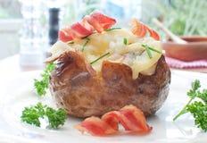 Baked potato Royalty Free Stock Image