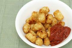 Baked Potato Snacks Stock Photography