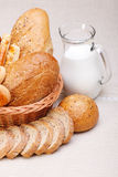 Baked products Stock Image