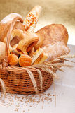 Baked products Royalty Free Stock Photos