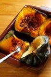 Baked pumpkin Stock Photography