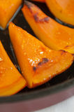 Baked Pumpkin Royalty Free Stock Photography
