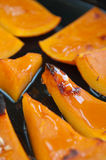 Baked Pumpkin Royalty Free Stock Photos