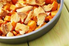 Baked pumpkin Royalty Free Stock Image