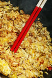 Baked rice Stock Images