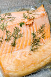 Baked Salmon Royalty Free Stock Photos