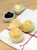 Baked Scones Stock Photography