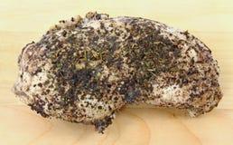 Baked Seasoned Chicken Breast Stock Images