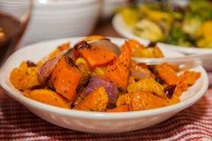 Baked sweet potat Royalty Free Stock Image