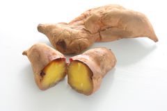 Baked Sweet Potato Royalty Free Stock Image
