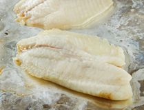 Baked tilapia Royalty Free Stock Photography