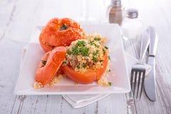 Baked tomato Royalty Free Stock Photo