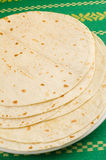 Baked tortillas Royalty Free Stock Photos