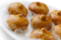 Baked Turkish Soft Pastry Stock Photography