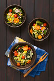 Baked  Vegetables Royalty Free Stock Photography