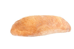 Baked wheat bread Stock Images
