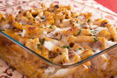 Baked Ziti Royalty Free Stock Images