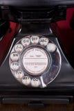 Bakelite Phone Dial Stock Image