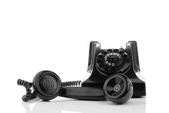 Bakelite Phone Stock Image