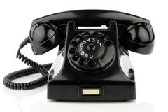 Bakelite Phone Royalty Free Stock Photography