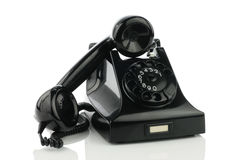 Bakelite Phone Royalty Free Stock Images