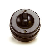 Bakelite Switch Royalty Free Stock Image